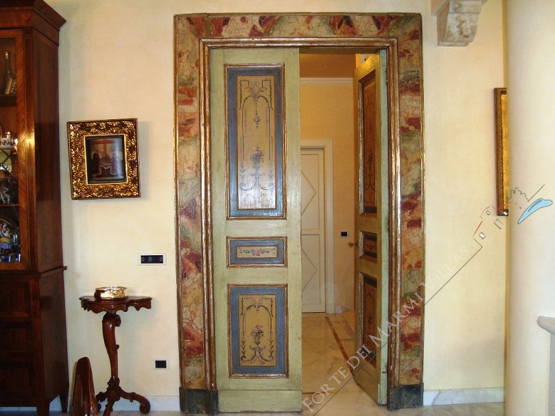 Villa dell Arte : Inside view