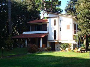 Villa Eva : Giardino