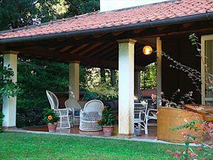 Villa Eva : Terrazza panoramica