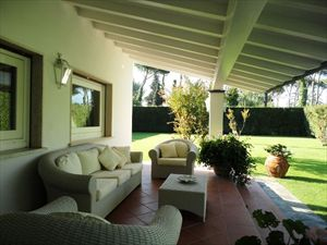 Villa Flora Roma Imperiale : Гостиные