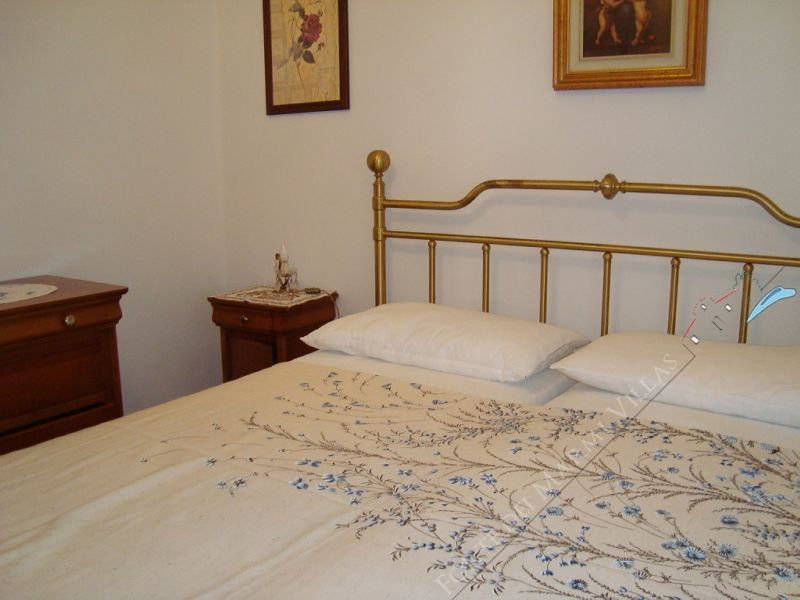 Villa Paola : Спальня