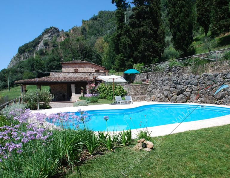 Villa Rosmarino : Swimming pool
