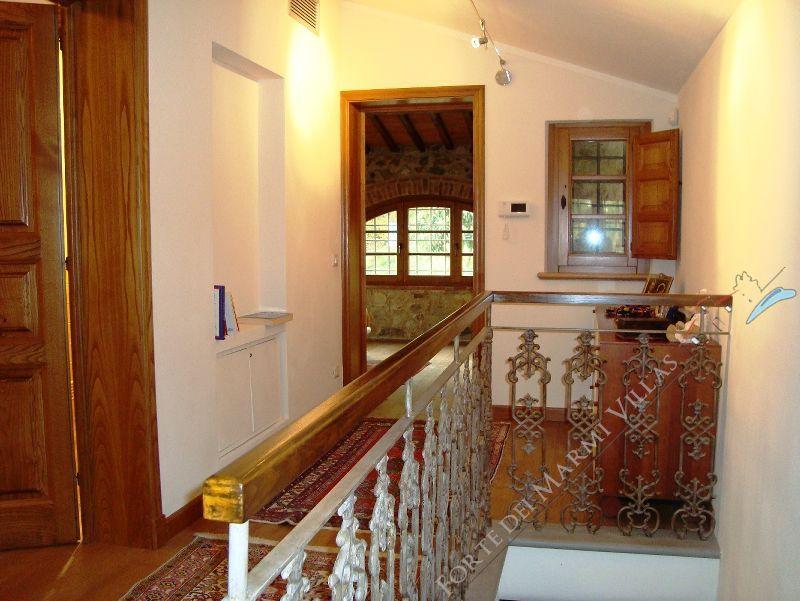 Villa Rosmarino : Inside view