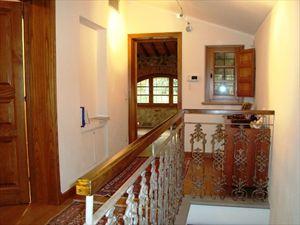 Villa Rosmarino : Vista interna
