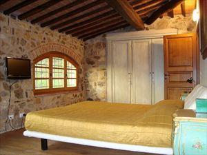 Villa Rosmarino : Спальня