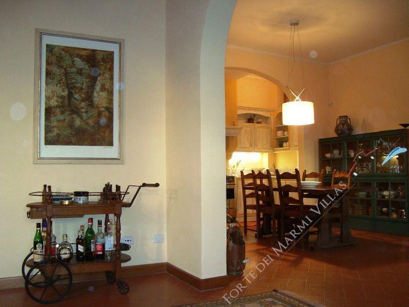 Villa Rosmarino : Lounge