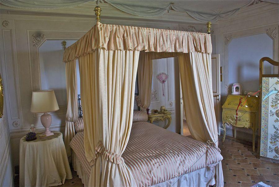 Villa Reale  : Vista interna