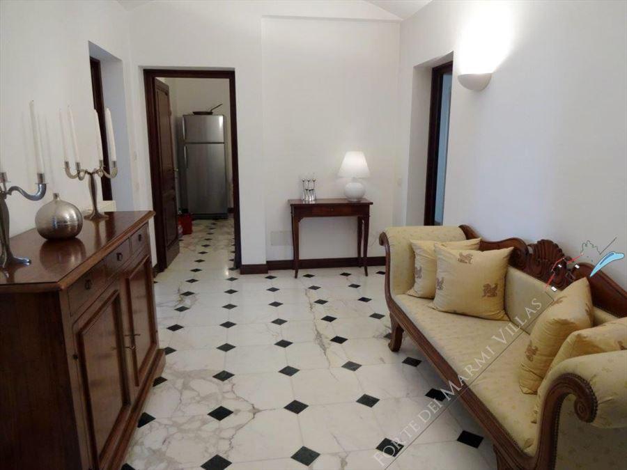 Villa Livia : Piano terra