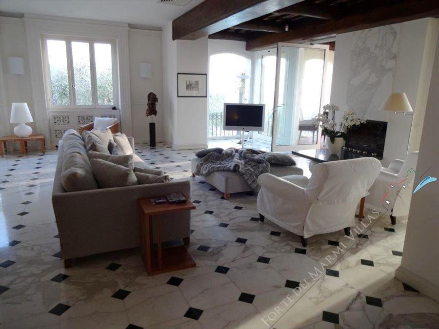 Villa Livia : Living Room