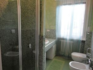 Villa Afina   : Bathroom with shower