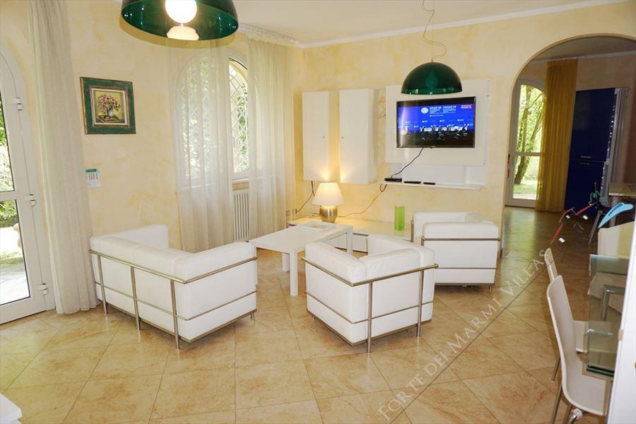Villa Alba : Vista esterna