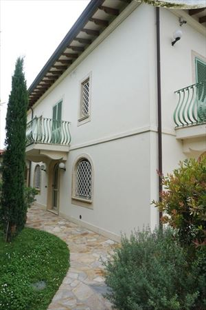 Villa Alba : Outside view