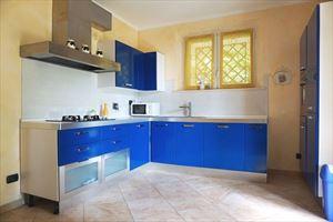 Villa Alba : Kitchen