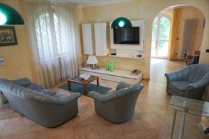 Villa Alba : Lounge