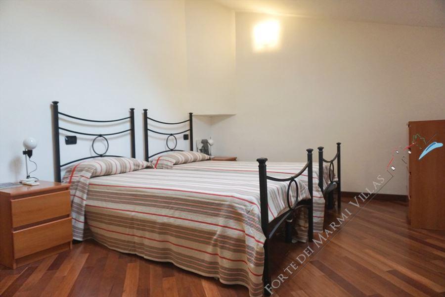 Villa Alba : Camera matrimoniale