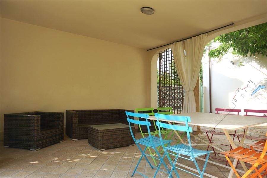 Villa Alba : Vista interna