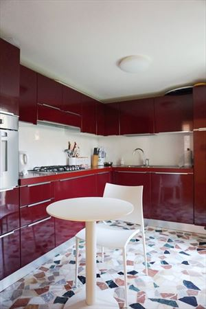Villa Flavia : Cucina