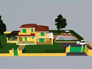 Villa  Amarcord : Вид снаружи