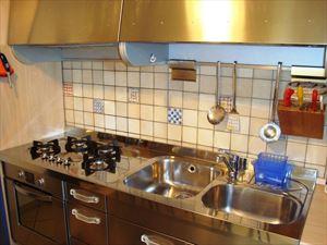 Villa Amelia : Кухня