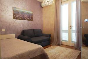 Villa Anastasia : спальня с двумя кроватями