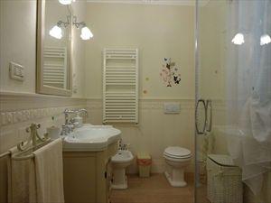 Villa Angelina : Ванная комната с душем