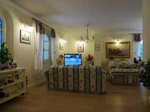 Villa Angelina : Гостиная