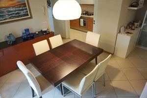 Villa Annetta : Sala da pranzo
