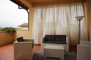 Villa Annetta : Terrazza panoramica