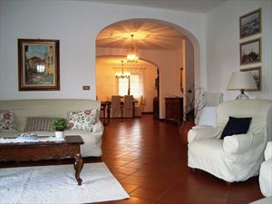 Villa Annita : Inside view