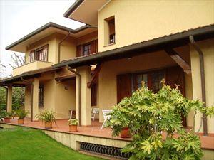 Villa Annita: Detached villa Forte dei Marmi