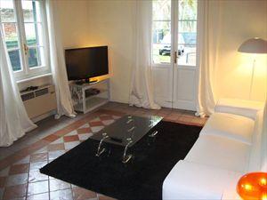 Villa Apuana : Salotto