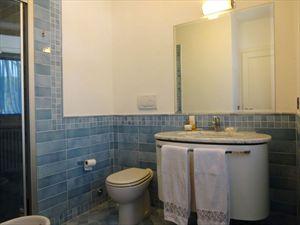 Villa  Arcobaleno  : Bathroom with shower