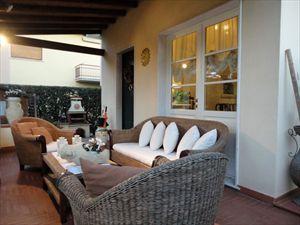Villa Azalea: Villa bifamiliare Forte dei Marmi