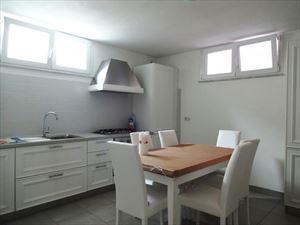 Villa Azzurra  : Cucina