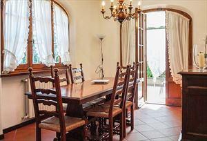 Villa Bella Donna Sud  : Dining room