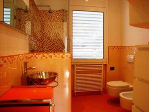 Villa Bella : Bagno con doccia