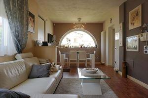 Villa Benedetta : Гостиная