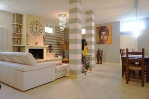 Villa Benedetta : Inside view