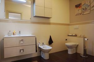 Villa Benedetta : Ванная комната