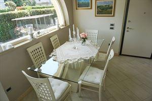 Villa Benedetta : Sala da pranzo