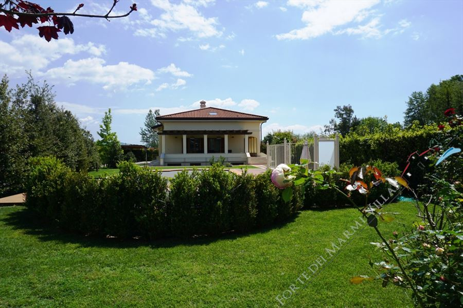 Villa Benigni  : Vista esterna