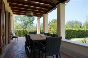 Villa Benigni  : Outside view