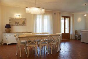 Villa Benigni  : Столовая