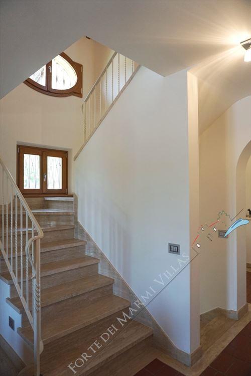 Villa Benigni  : Scale di marmo
