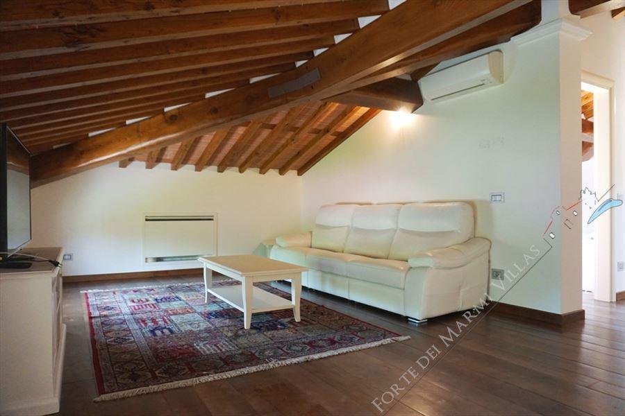 Villa Benigni  : Salotto