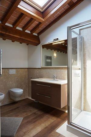 Villa Benigni  : Bathroom with shower