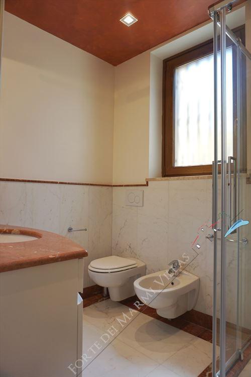 Villa Benigni  : Bagno con doccia