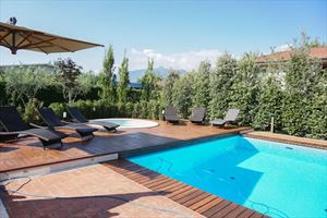 Villa Benigni  : Swimming pool