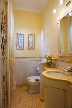 Villa Bijou : туалет