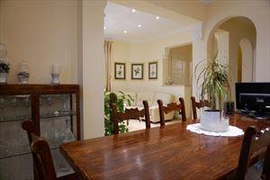 Villa Bijou : Dining room
